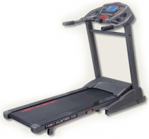 HIGH POWER  High Muster T 410 + Fascia Cardio   Tapis roulant
