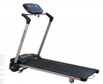HIGH POWER X3 SLIM Tapis Roulant Salvaspazio