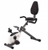 TOORX BRX R-Compact Cyclette Recumbent Ciclocamera Richiudibile